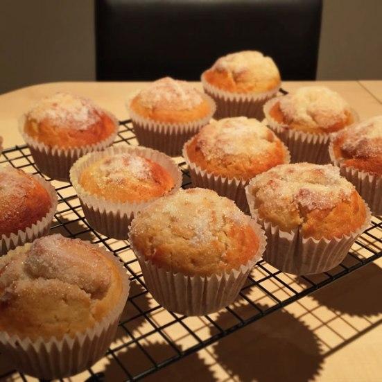 Duerr's Jam Centred Muffins
